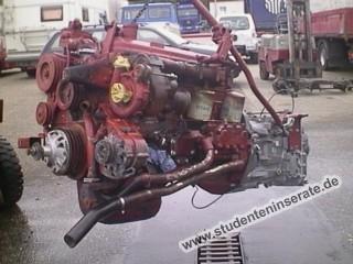 Motor gebr. IVECO ML 120 E 15 oder 120 E 18