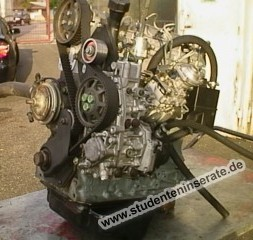Motor gebr. überholt IVECO Daily 35-10 o. 35-12