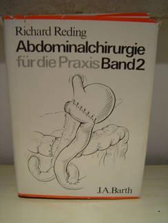 Abdominalchirurgie für die Praxis Band 2, 1990