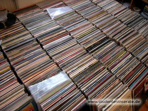 Riesige Sammlung LPs Maxis Singles