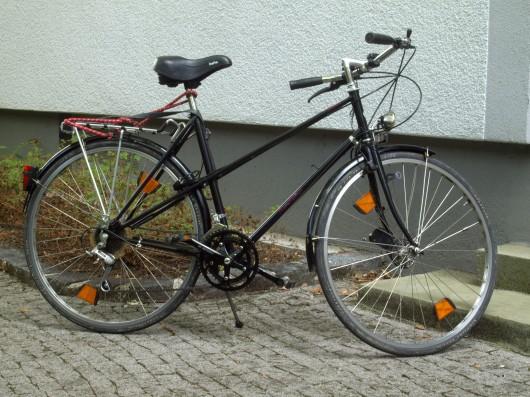 VSF Damen Trekking City Rad mit Magura Bremsen