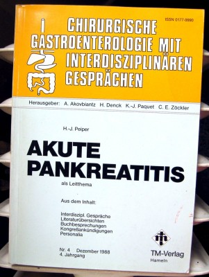 Chirurgische Gastroenterologie