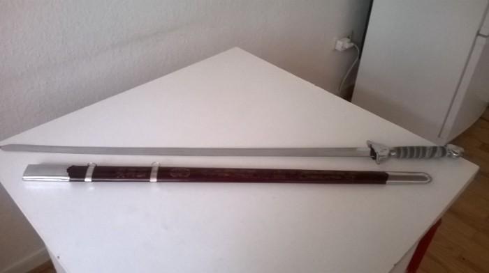 Thai Schi Schwert für Sport