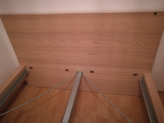 Bett zuverkaufen 140x200