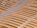 Doppelbett mit Rosten - Vorschaubild 4