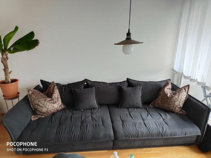 INOSIGN Big-Sofa »Palladio 4 Monate alt Gratis