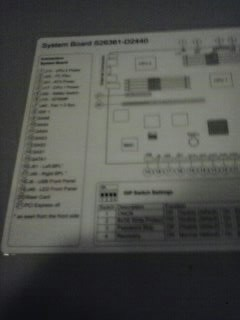 Siemens Server Primergy Rack RX 330 S1 D2440