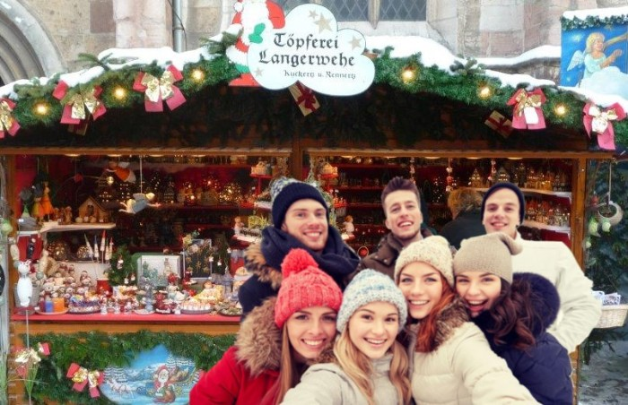 Minijob Verkauf Weihnachtsmarkt Magdeburg