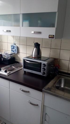 preiswerte kleine Küche abzugeben