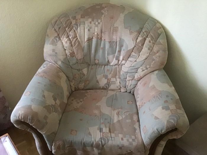 1-2-3 Sofa, Polstergarnitur, Couchgarnitur