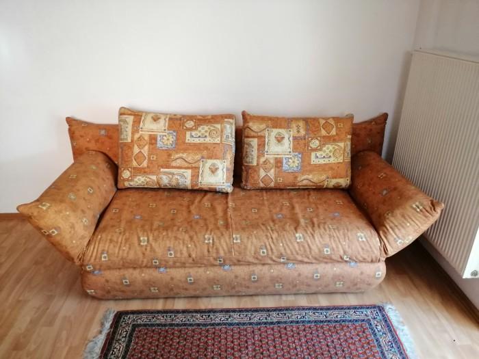 Sofa - Doppelbett - Gästecouch