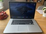 Macbook Pro 15/ mid 2015 16Gb Ram 256 GB