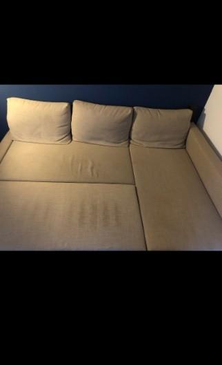 Ikea Sofa Friheten