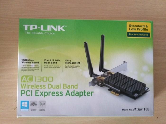 AC 1300 TP Link mit PCI Express