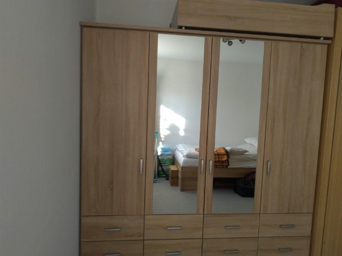 Komplettes Schlafzimmer 3 Jahre alt