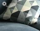 3 Sitzer Couch IKEA Kivik dunkelblau - Vorschaubild 1
