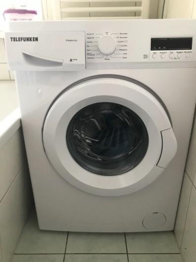 Telefunken Waschmaschine 7kg Frontlader A+++