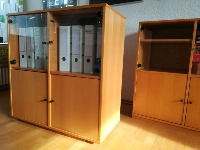 Schranksystem Quadrat, IKEA-Klassiker