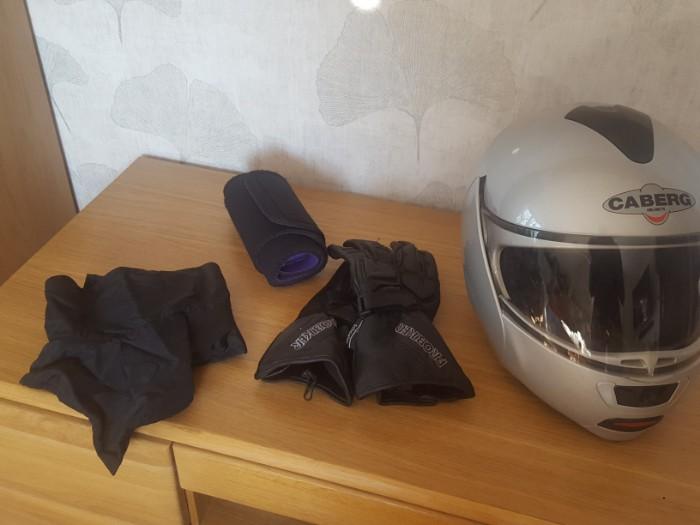 Motorrad-Helm CABERG _ Preis 55€