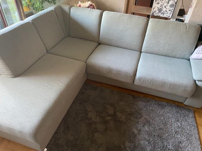 L förmiges Sofa