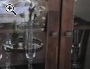 Esszimmertisch mit 4 Stühlen und passende Vitrine - Vorschaubild 3