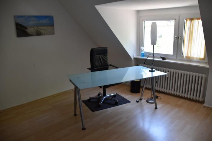 Schreibtisch/Bürotisch, Breite 160 cm, verstellbar