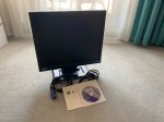 19 LCD Monitor BenQ T904