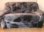 Sessel und 2er Sofa abzugeben