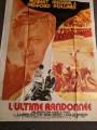 Schweiz 1970 Film Plakat Biker Robert Redford