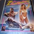 1985 Schweiz Groß Plakat Der Volltreffer Cusack