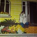 1986 Lynch-Guillotin Schweizer Groß Plakat